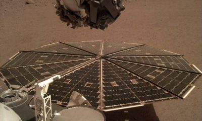 NASA, InSight, mars, wind, measurement, seis, vibration